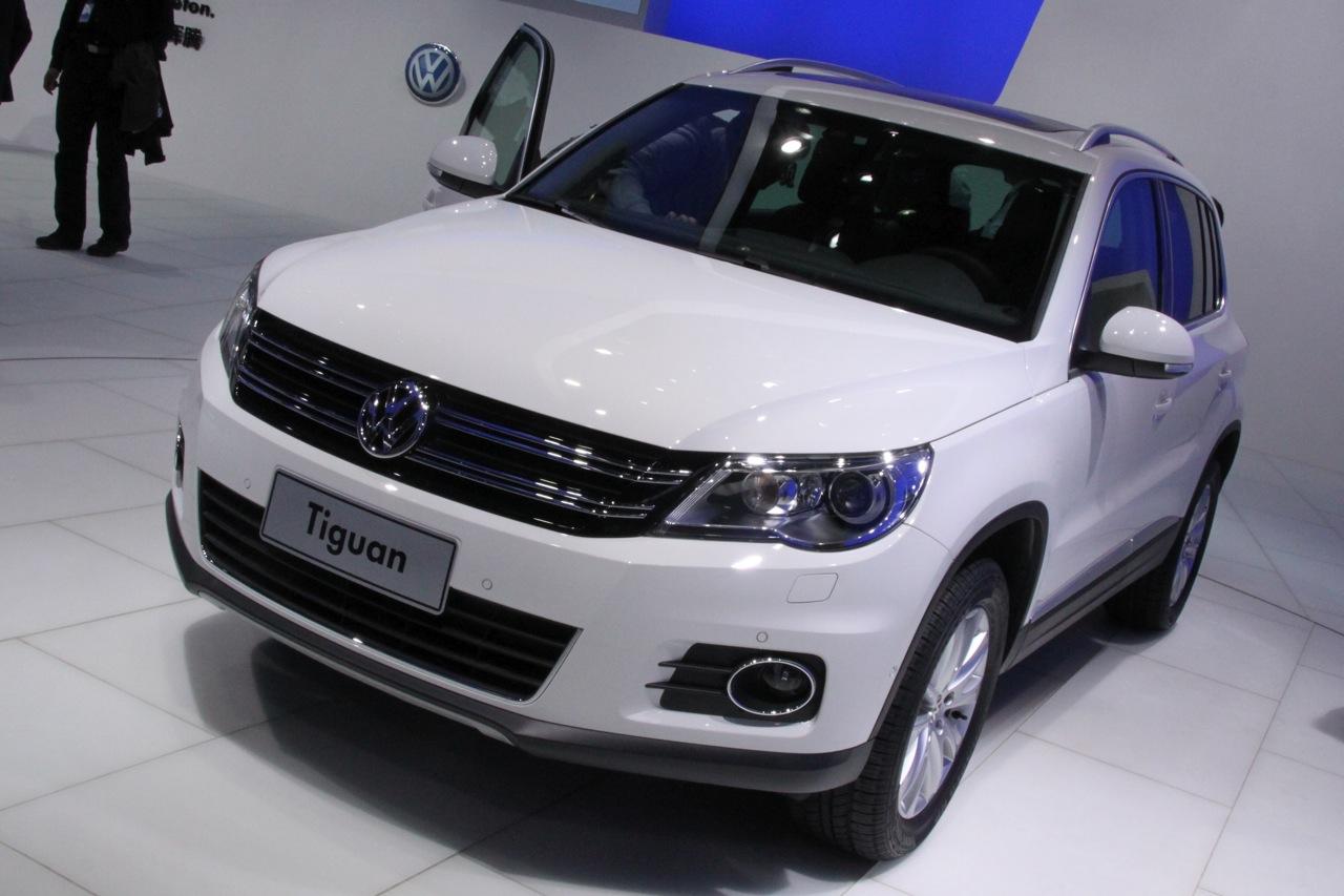 Volkswagen Tiguan (Тест-Драйв) Технические характеристики